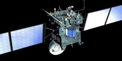 Rosetta Space Probe
